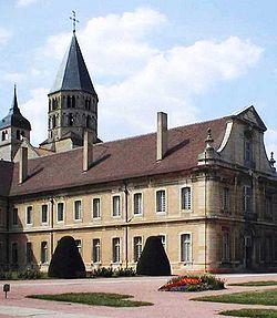 Abadia de Cluny, Borgonha