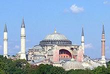 Hagia Sophia, Istambul-Turquia