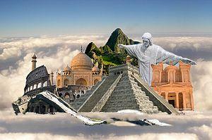 New Seven Wonders of World - Novas Sete Maravilhas do Mundo