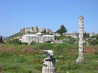 Templo de Ártemis, Éfeso, Ásia menor