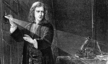 Isaac Newton 1642-1727