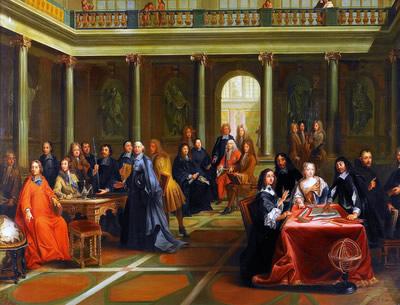 Dispute of Queen Cristina Vasa and Rene Descartes
