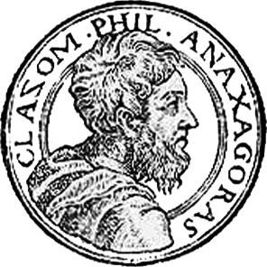 Anaxágoras, um dos professores de Sócrates.