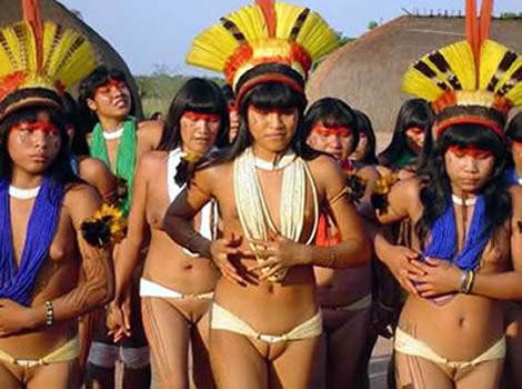 Índias do Xingú