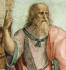 Platão, discípulo de Sócrates e um dos mais influentes filósofos até os dias de hoje. É através de seus diálogos que se pode saber sobre a vida de Sócrates.