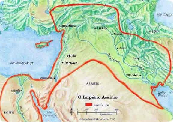 Império Assírio