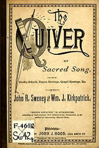Quiver of Sacred Song - John Robson Sweney