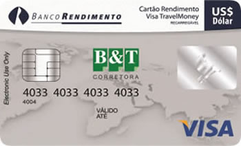 Visa Travelmoney - Dólar-AUD