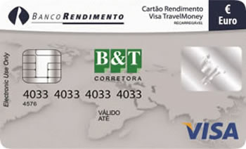 Visa Travelmoney - Euro-EUR