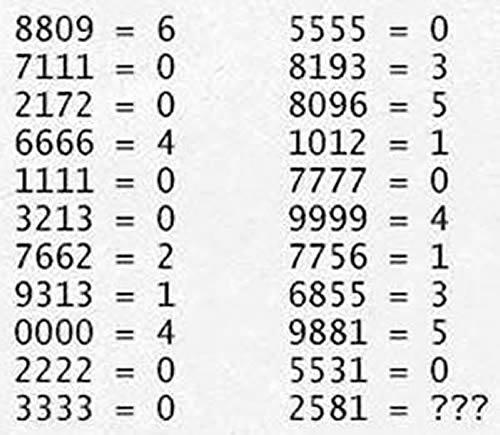 Calculating as a Child - Calculando Como Criança